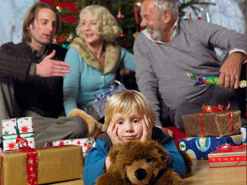 знакомство с родителями новый год