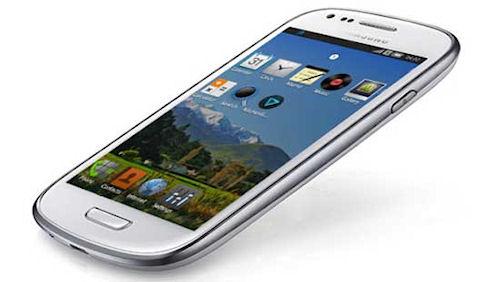 Samsung представит новый смартфон под управлением Tizen