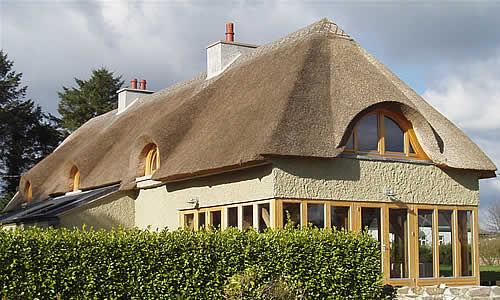 Соломенная крыша: перспективы использования