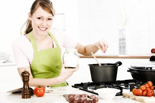 Кулинарные советы для тех, кто на диете.