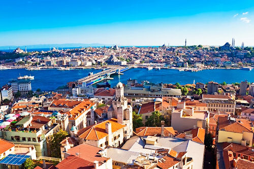Стамбул — столица четырёх империй