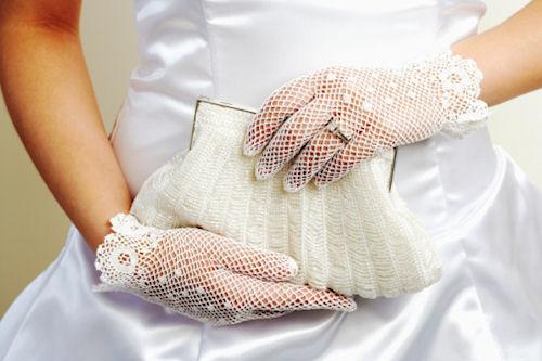 Какой должна быть сумочка невесты?