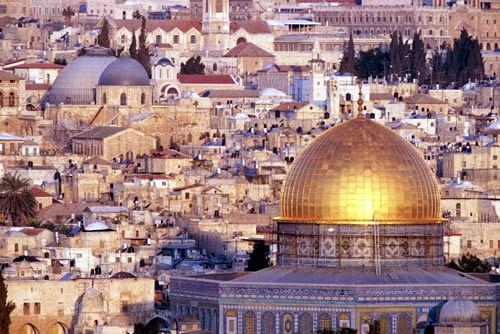 Таинственный и манящий Иерусалим
