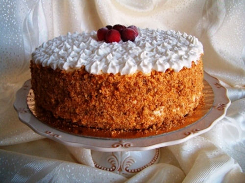 Год с рецепт фото торт новый на Вкусный The