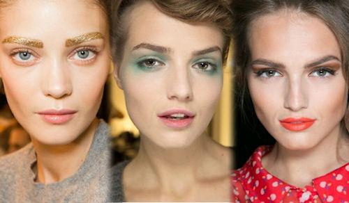 Тренды в макияже 2014-2015 г.