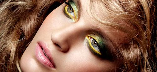 Украшения и макияж для новогодней ночи