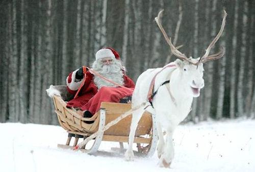 Новый год встречаем в Финляндии