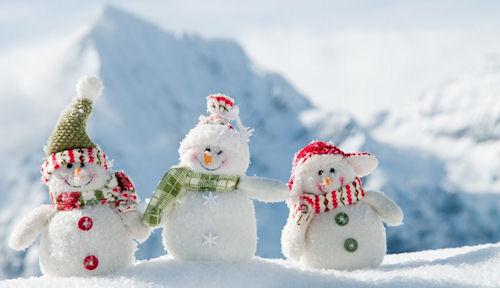 Новый год в горах – отличный отдых!