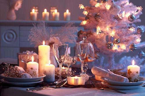 Новый год в квартире или загородном доме