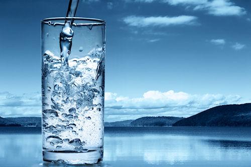 Скидываем вес с помощью воды