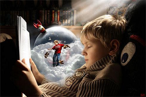 Как развивать воображение у ребенка?
