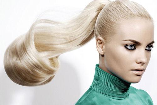 Восстанавливающие маски для осветленных волос