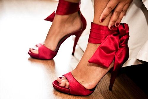 Выбираем правильную обувь для невесты