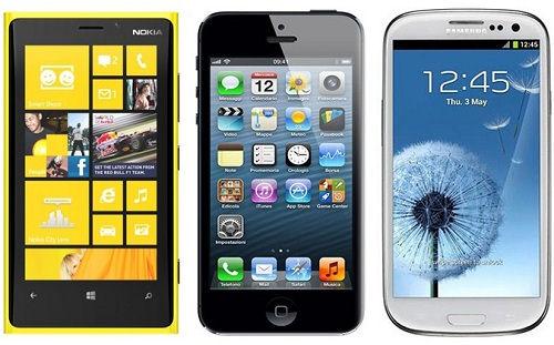 Выбираем себе смартфон
