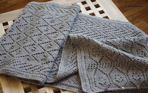 Выбираем зимний шарф