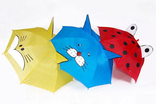 Как правильно выбрать детский зонтик?