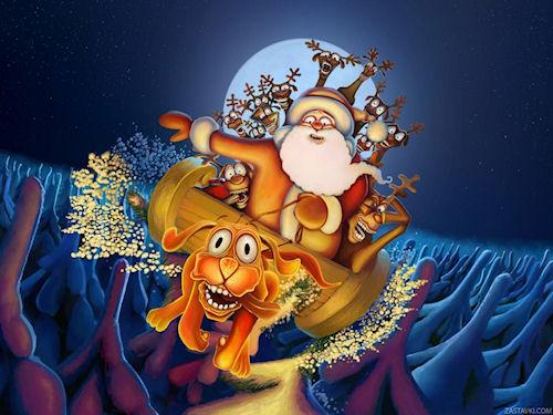 Ёлки, календарь и Дед Мороз, или Интересные факты о Новом годе