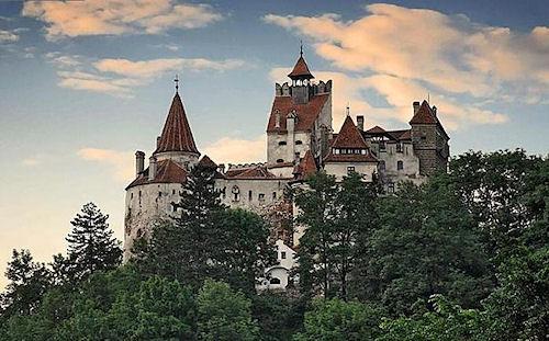 Загадочная Трансильвания