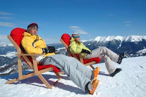 Зимний отдых, как его разнообразить?