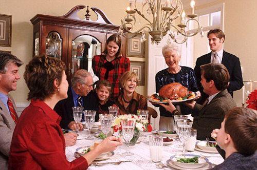 Значение семейных праздников
