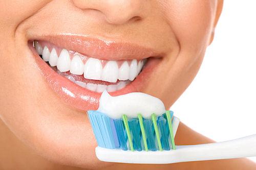 Зубы в порядке