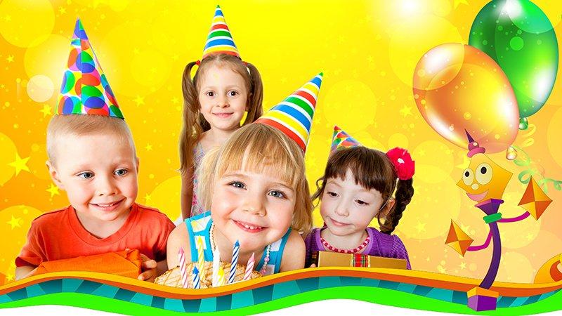 Лучший день рождения в Новосибирске