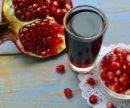 Еще несколько фактов о свойствах гранатового сока