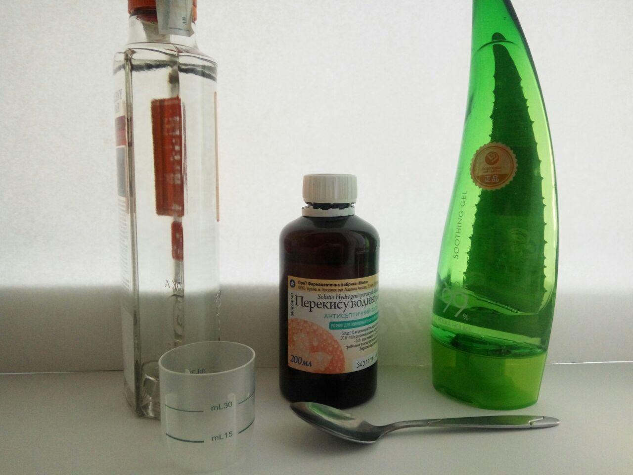 Антисептик для рук: 7 простых пошаговых рецептов