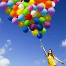 Сколько гелиевых шаров нужно, чтобы поднять в воздух человека?